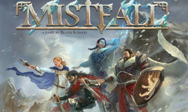 Mistfall - Unboxing na Big Bad Dice