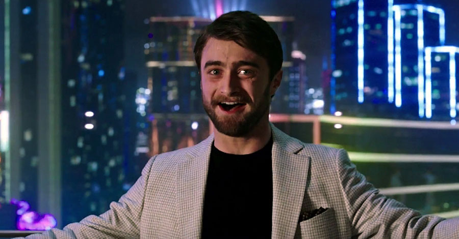 Iluzja 2 Daniel Radcliffe Big Bad Dice