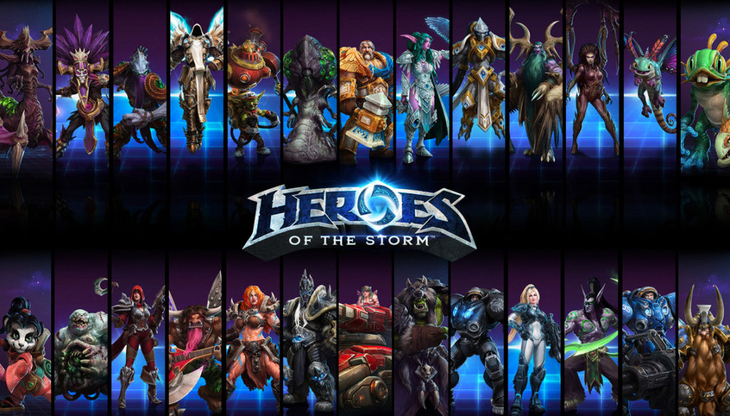 Heroes of the storm big bad dice