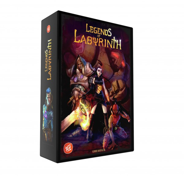 Legends of Labirynth.