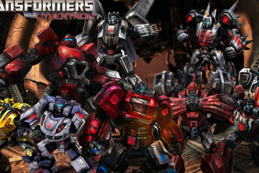 Transformers: War for Cybertron – Gramy Autobotami! – Gaming Diary