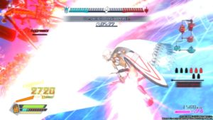 Extella Maneuver.