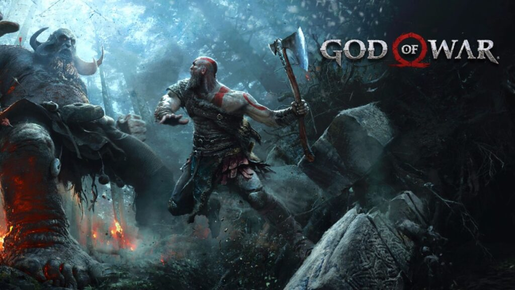 God of War Exclusive PS4