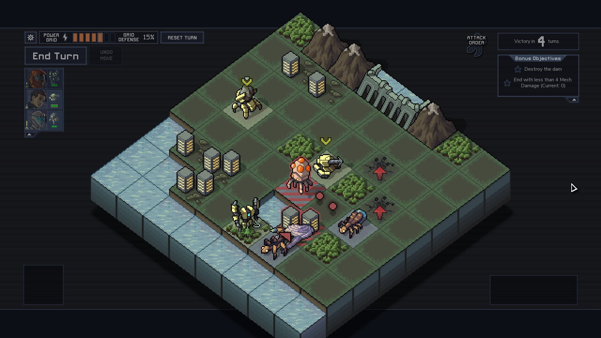 Into the Breach - Top gier komputerowych