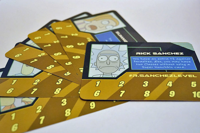 Munchkin: Rick and Morty – Unboxing Gry – Wubba lubba dub dub!
